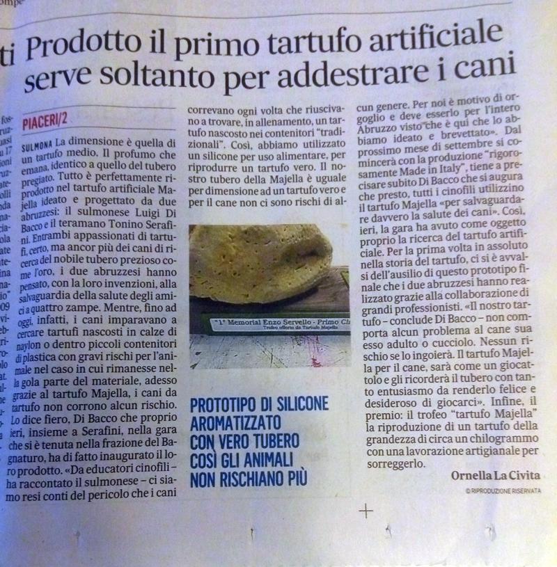 giornale-tartufo-majella